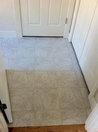 Tile and Grout Cleaning Portland after photo
