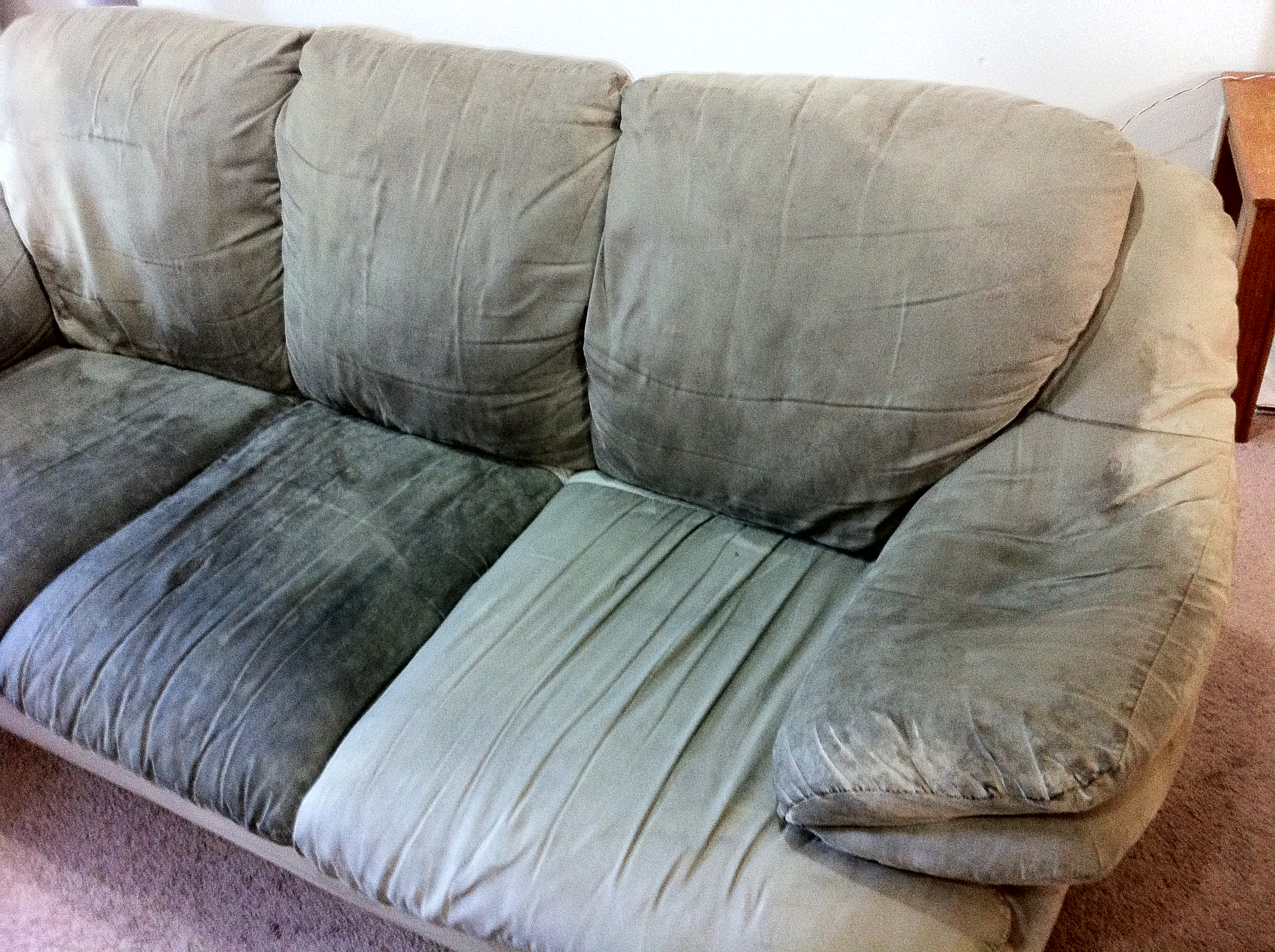 Furniture Upholstery Cleaning Portland Seans Carpet Care LLC - Sofa upholstery cleaning