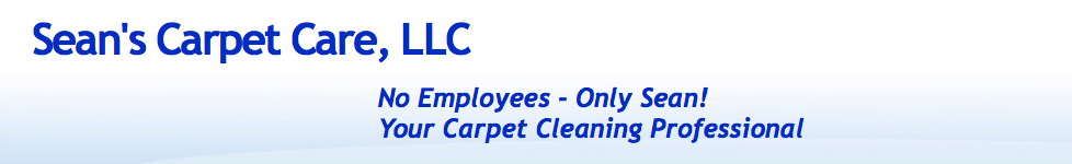 Sean's Carpet Care, LLC